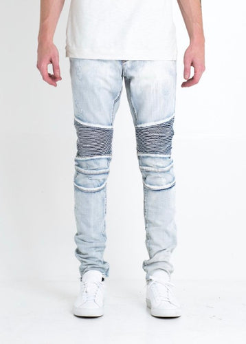 Gorgeous Biker Denim