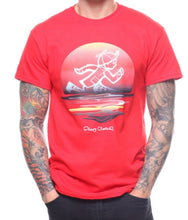 Load image into Gallery viewer, Sunset Jack SS Tee In Red