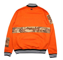 Load image into Gallery viewer, Militant Fleece Track Top