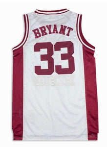 Bryant H.S. Basketball Jersey