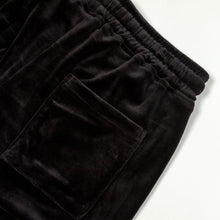 Load image into Gallery viewer, Tech Velour Pants 3.0 in Black