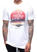 Load image into Gallery viewer, Sunset Jack SS Tee In White