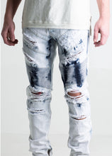 Load image into Gallery viewer, Bad Biker Denim (Acid)