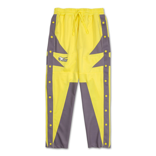 Rare Block Track Pants in Yellow