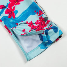 Load image into Gallery viewer, Japanese Garden Trackpant in Lt. Blue