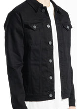 Load image into Gallery viewer, Spencer Jacket (Black)