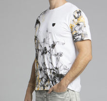 Load image into Gallery viewer, Smoke & Fumes Tee (White)