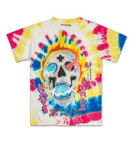 Wavelordz Skull Tee