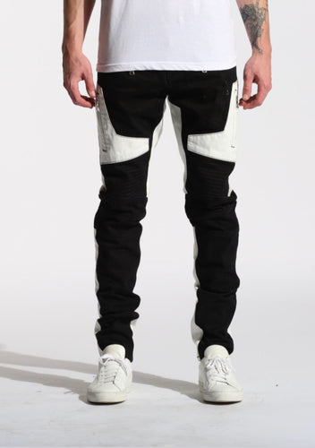 Diago Denim in Black & White