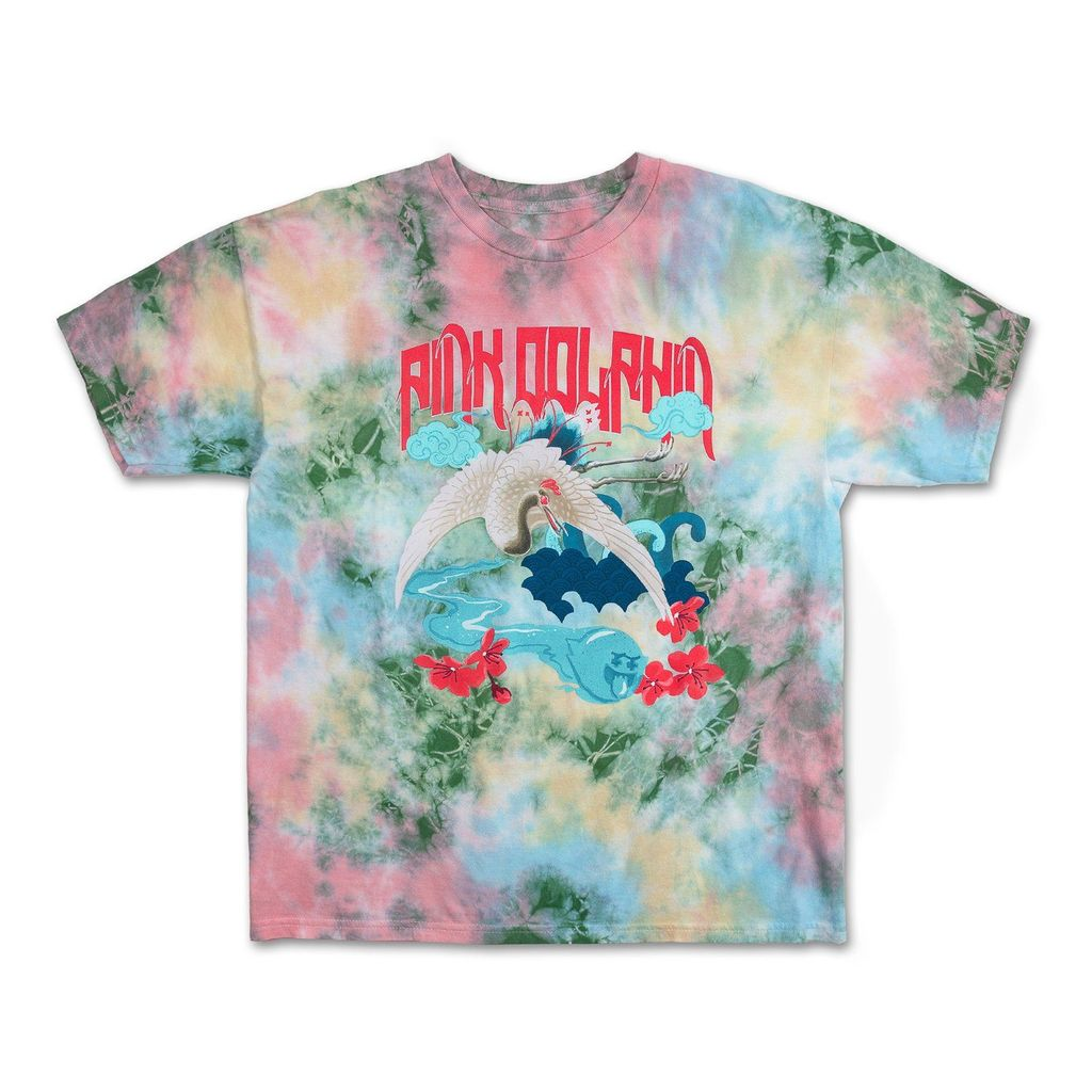 Eternal Gardens Tee in Multi