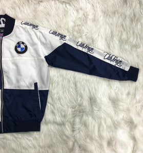 Club Foreign BMW Bomber Jacket