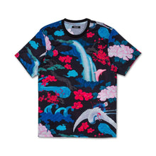 Load image into Gallery viewer, Japanese Garden Tee in Black
