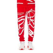 Load image into Gallery viewer, Athena Sweatpant (Racing Red)