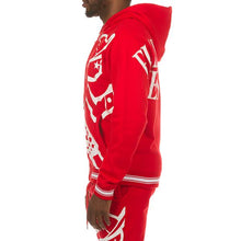 Load image into Gallery viewer, Athena Zip Hoodie (Racing Red)