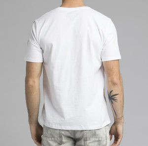 Smoke & Fumes Tee (White)