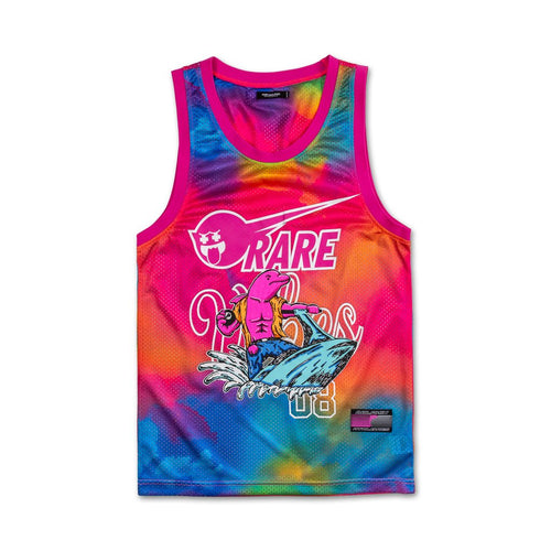 Rare Vibes Tank in Pink