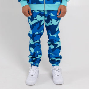 Ocean Camo Sweatpants