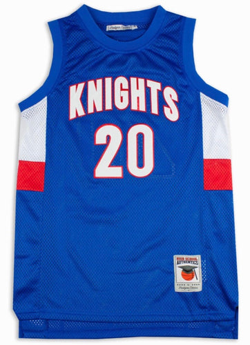 Curry H.S. Basketball Jersey