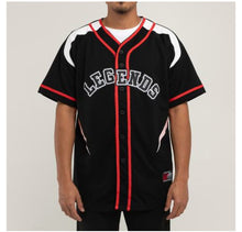 Load image into Gallery viewer, Legends 2.0 Jersey in Black