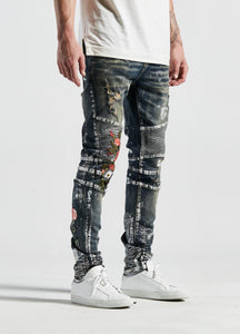 Cookie Biker Denim