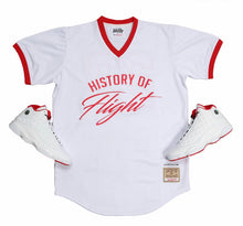 Load image into Gallery viewer, History Of Flight Warmup Jersey