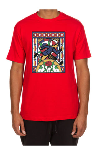 Window SS Tee (Red)
