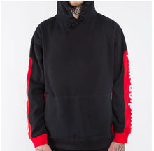 Load image into Gallery viewer, Promo Block Hoodie in Black
