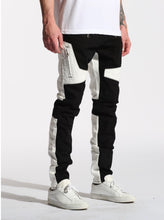Load image into Gallery viewer, Diago Denim in Black & White