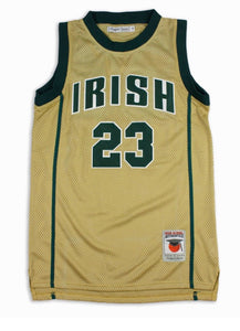 James H.S. Basketball Jersey