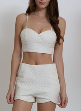 Load image into Gallery viewer, 2 Piece High Waist Set (Off White)