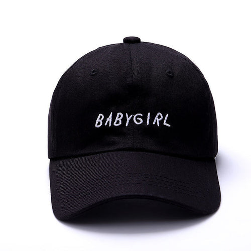BABY GIRL DAD HAT