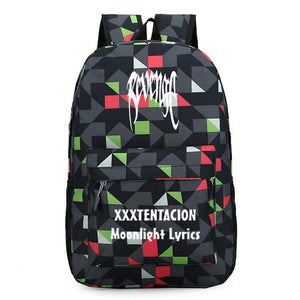 XXXTentacion School Backpack