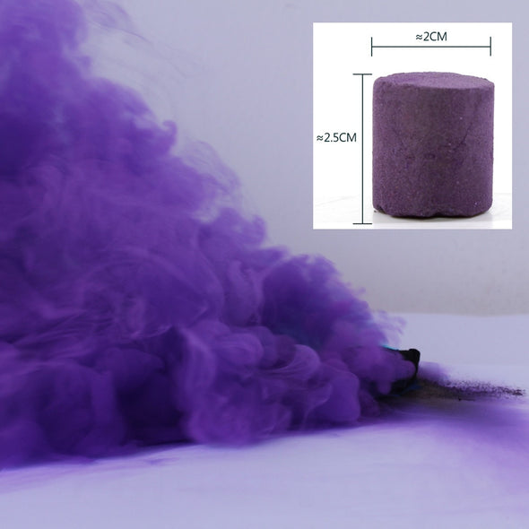 Studio Smoke Cake - 4 Colors - Perfect for All Cinematography - NerdAbstract