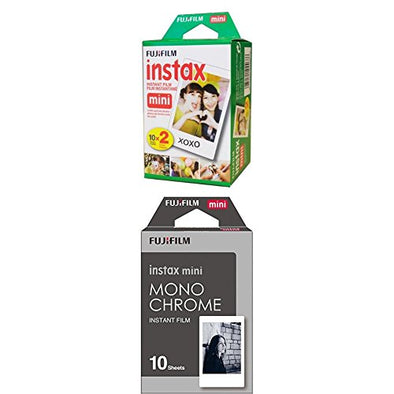 Fujifilm INSTAX Mini Instant Film Twin Pack - NerdAbstract