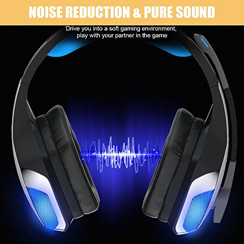 Multipurpose Noise Cancelling Gaming Headset - NerdAbstract