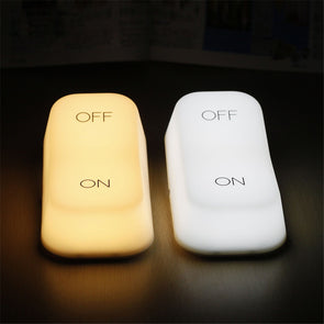 Creative LED Lamp Vintage Switch Night light - NerdAbstract