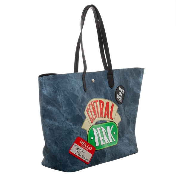 Friends Central Perk Tote Bag - NerdAbstract