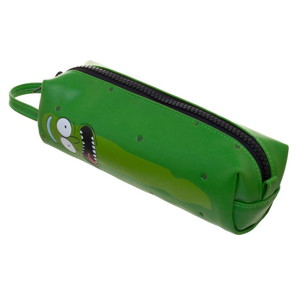 Pickle Rick Pencil Case with Handle (Pre-Order ships October) - NerdAbstract