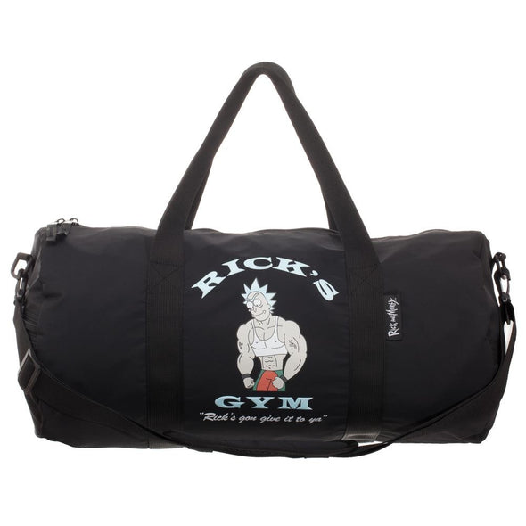 Rick and Morty: Rick's Gym Duffle Bag