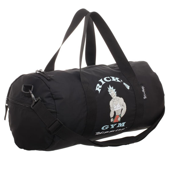 Rick's Gym Duffle Bag (Pre-Order ships October) - NerdAbstract