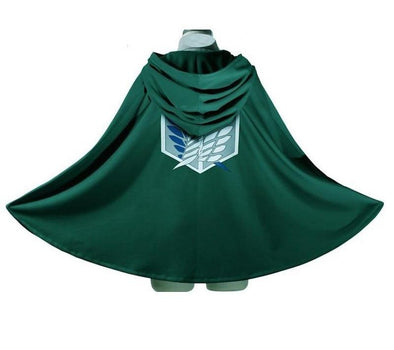 Attack on Titan - Scouting Legion Cosplay Cloak - NerdAbstract