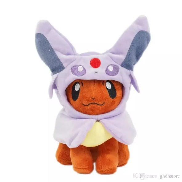 Hot New Eevee Cosplay Plush Doll - NerdAbstract