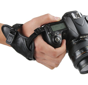 Comfortable DSLR Camera Hand Grip Wrist Shoulder Support - NerdAbstract