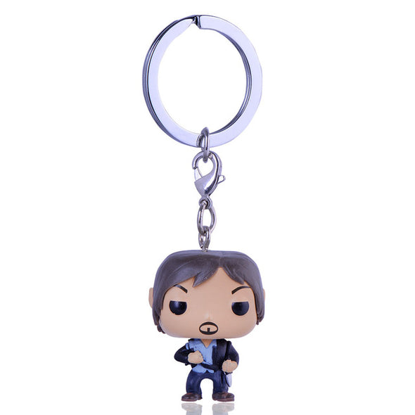 Multiverse Movie/TV Character Keychains - NerdAbstract