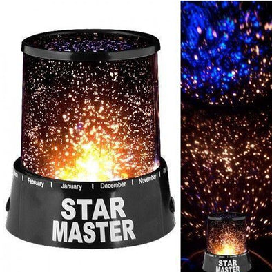 Star Master - LED Night Light Projector - NerdAbstract