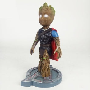 Groot: Thor God of Thunder