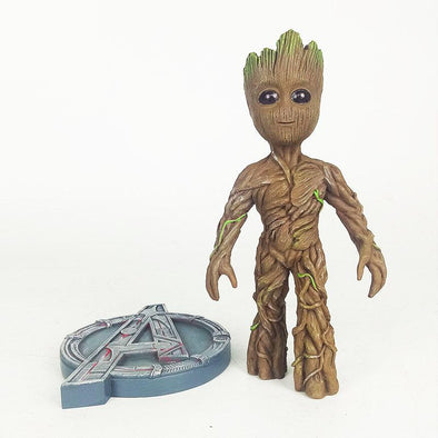 Marvel Avengers: Groot - NerdAbstract