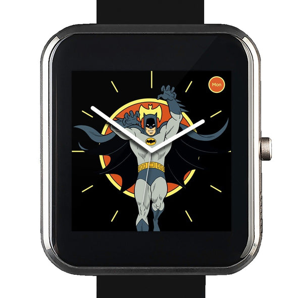 Batman Official Smart Watch (Pre-Order ships in October) - NerdAbstract