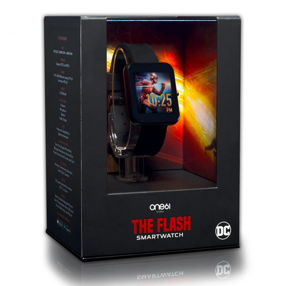 The Flash Speed Force Smartwatch (Pre-Order Ships October) - NerdAbstract