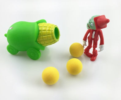 Fun Plants vs Zombies Peashooter Collectible Items - NerdAbstract